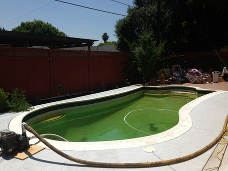 How to Tell If It's Time to Remove Your Pool