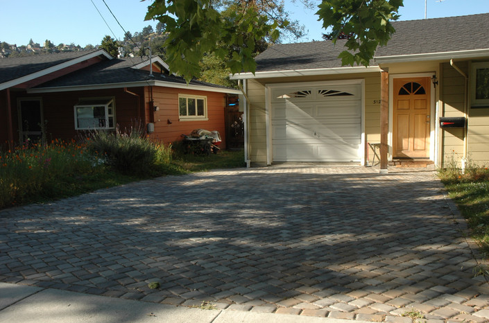 Mill Valley Project Driveway.JPG