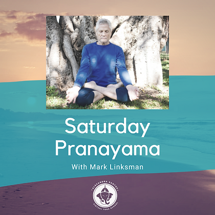 Saturday Pranayama Monthly Subscription