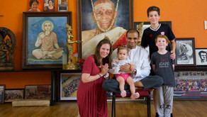 An epic journey! Traveling to India with kids.