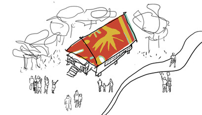 Idea for a New School in Bojayá