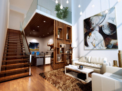 Infinity Tower - Suite Interior