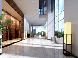 Infinity Tower - Entrance Lobby