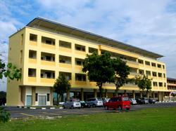 SJK (C) Serdang - Overall View