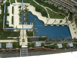 Perdana Emerald - Pool View from Top