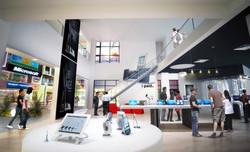 M Square - Shop Interior