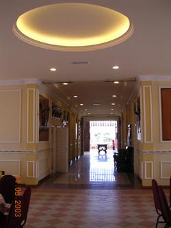 K Kedah Marina - Passage Interior