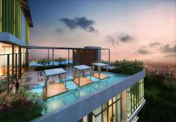 Infinity Tower - Roof Tower Garden