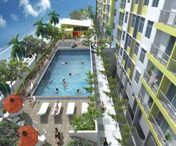 AJCC - Apartment Pool Deck