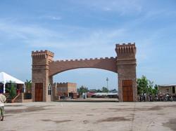 K Kedah Marina - Entrance Arch