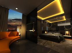 The Boss - Suite Interior