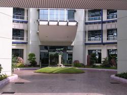 BASF Office - Front Entrance