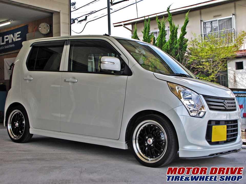 SUZUKI WAGON R × CRIMSON RS WP MAXI