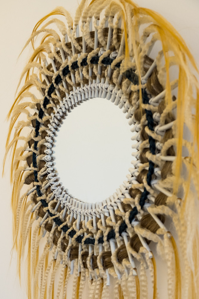 Miroir de Nicki Chomicki