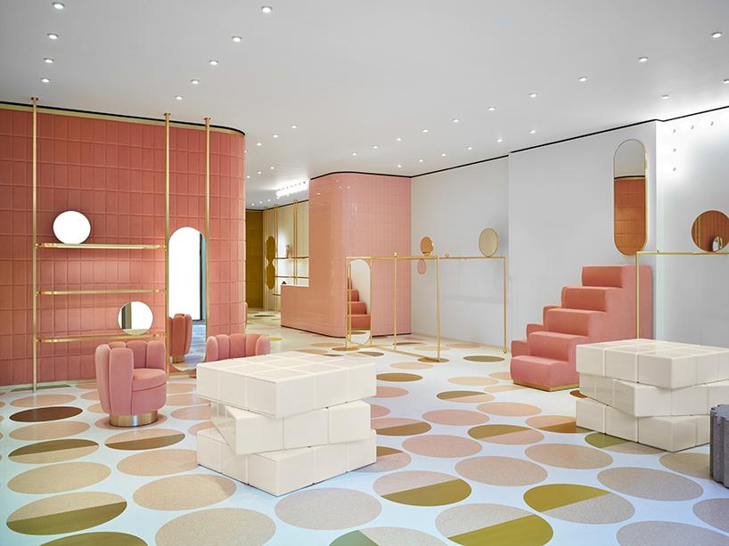red-valentino-flagship-store-london-pierpaolo-piccioli-india-mahdavi-designboom-03