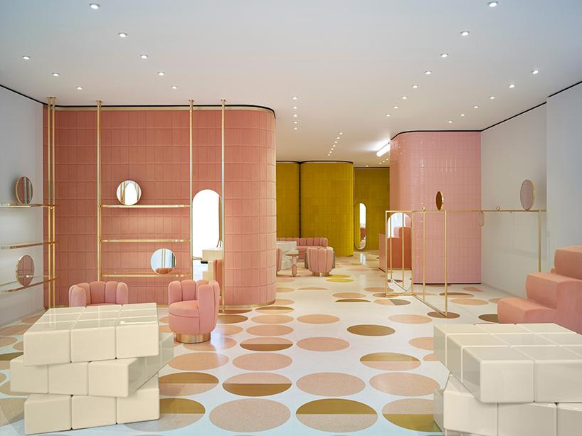 red-valentino-flagship-store-london-pierpaolo-piccioli-india-mahdavi-designboom-02
