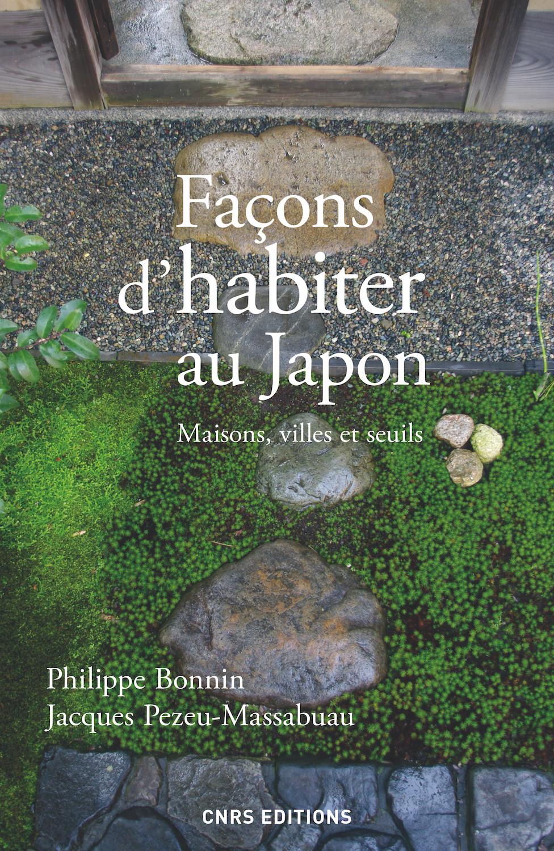 Couverture du livre Façons d'habiter au Japon