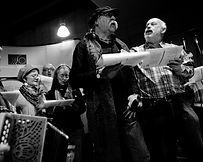 Chanteurs de la Chorale ACR de Nantes