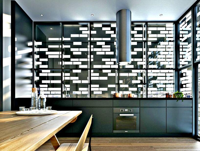 Architecture DKO à Melbourne cuisine