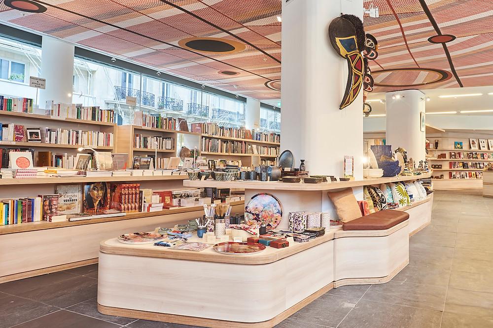 Boutique du Musée du quai Branly
