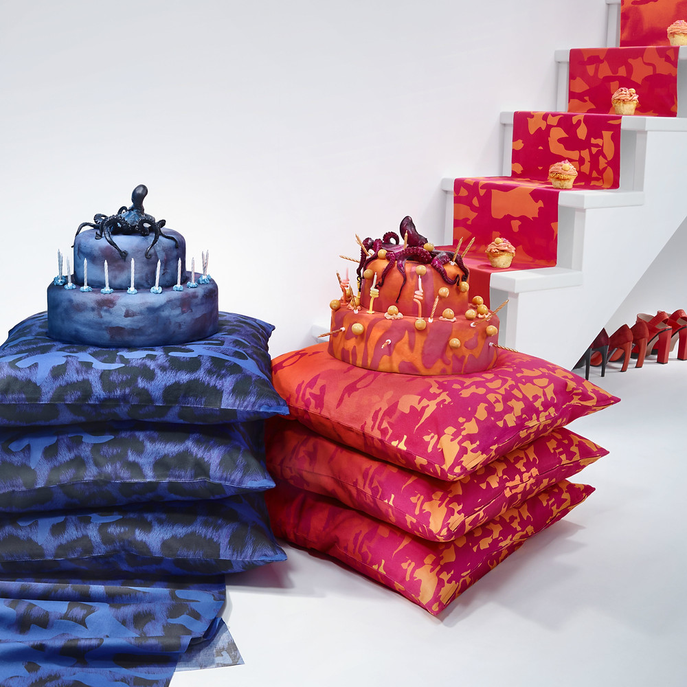 Giltic de Katie Eary pour Ikea