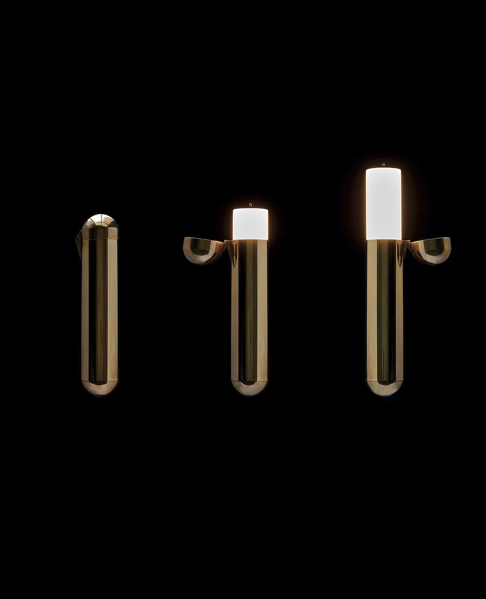 Très bel éclairage de Fiat Lux