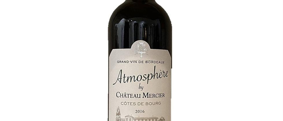 AOP Côtes de Bourg - Atmosphère - Château Mercier