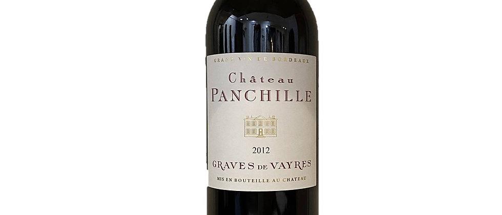 AOP Graves de Vayres - Château Panchille