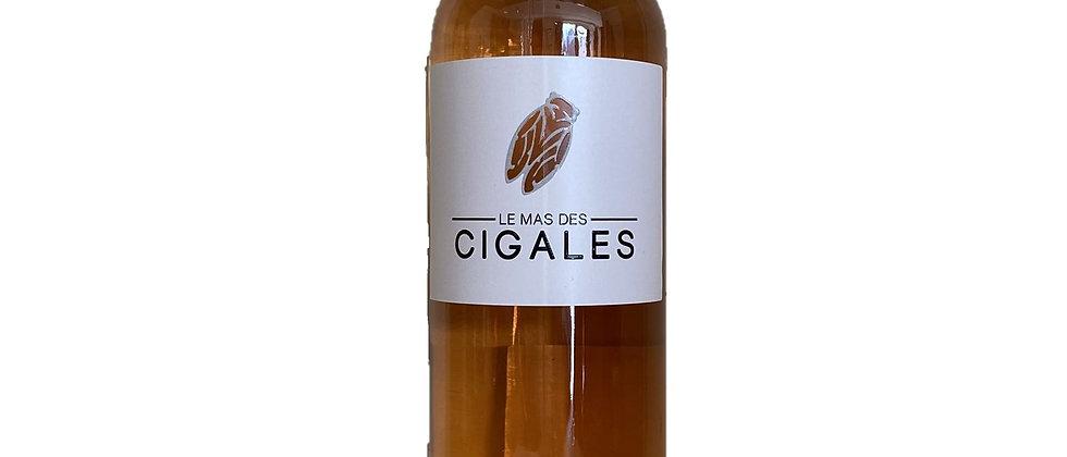 IGP Pays d'Hérault - Mas des Cigales rosé - Château de St Preignan