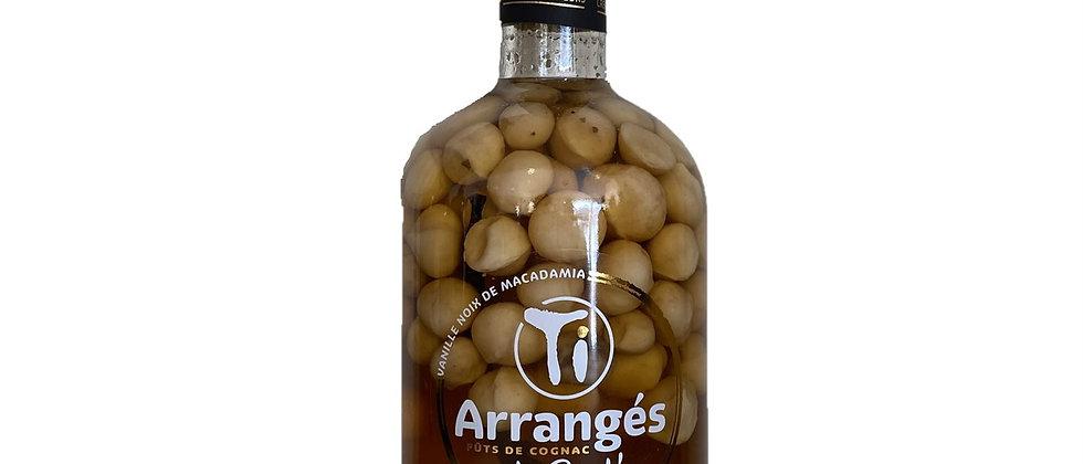 Les Arrangés - Vanille-Noix de Macadamia - Ti Ced