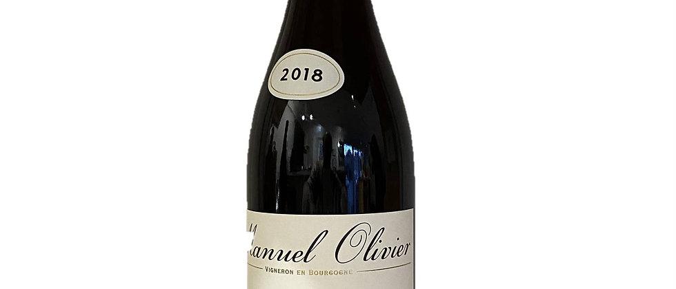 AOP Bourgogne Pinot Noir - Dom. Manuel Olivier