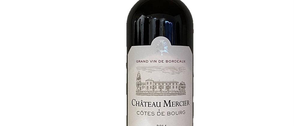 AOP Côtes de Bourg - Château Mercier