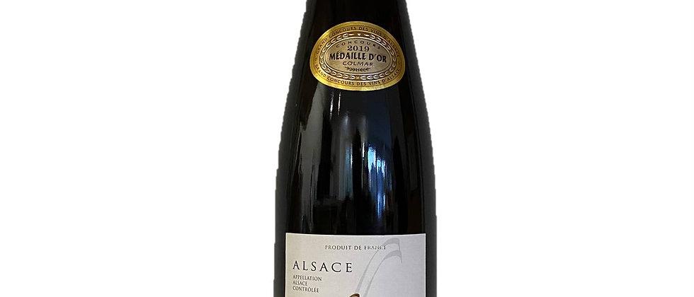 AOP Pinot noir - cuvée Prestige - Dom. D. Ruff