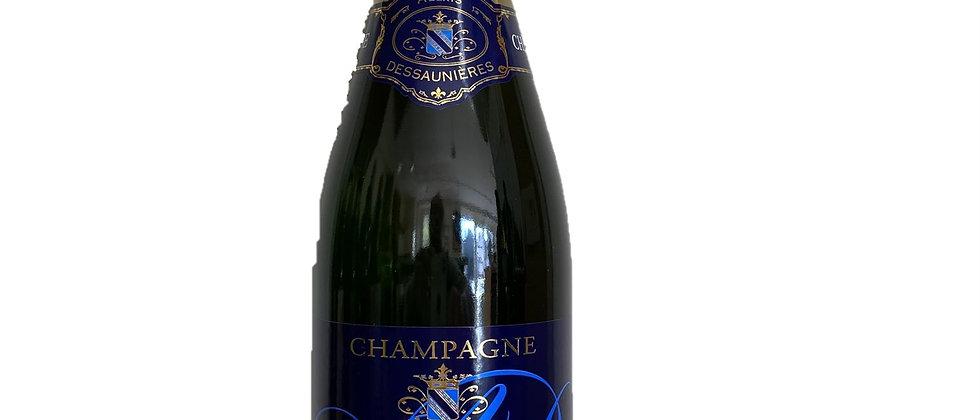 Champagne Brut - Comte Alexis Dessaunières