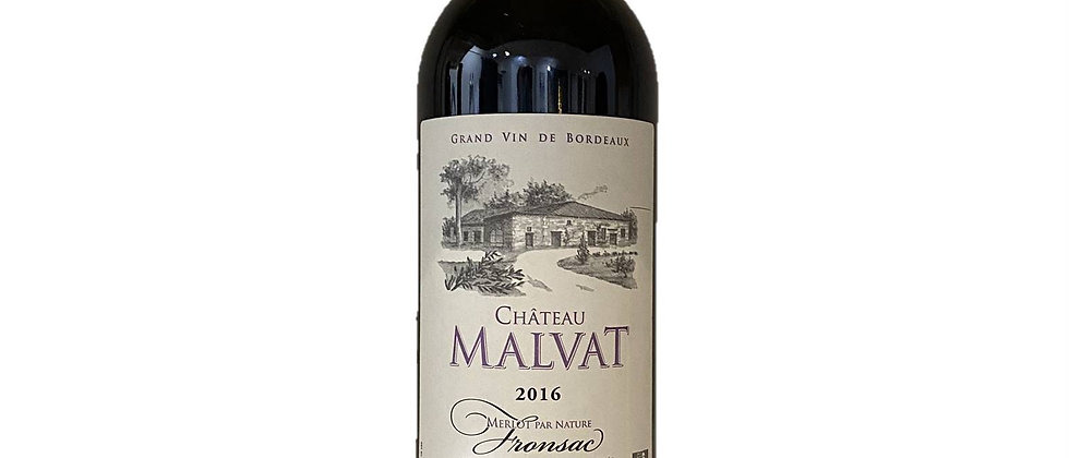AOP Fronsac - Château Malvat