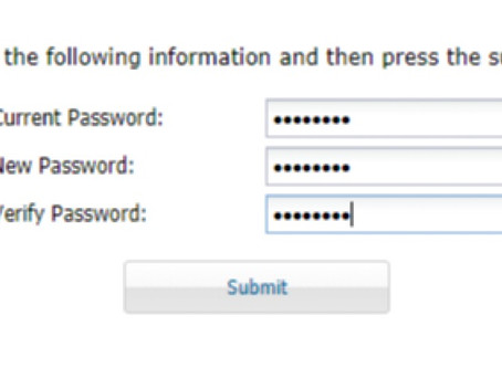 Quick Guide: Clockwise Password Recovery