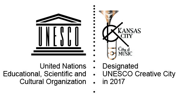 UNESCO Creative City of Music Kansas City recognized for having rich musical history, especially in jazz music.