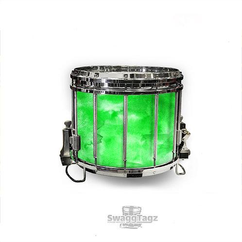 Watercolor (Green)