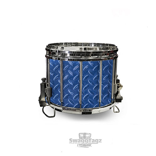 Diamond Plate (Blue)