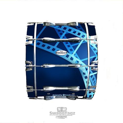 Film Strip (Blue)