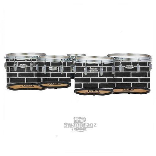 Brick (Black/White)