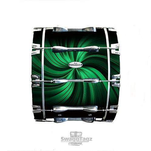 Pinwheel (Green)
