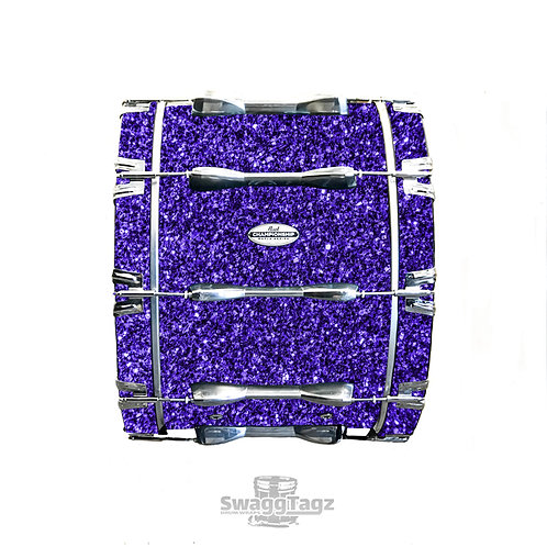 Faux Glitter (Purple)