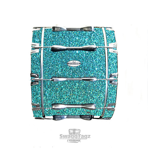 Faux Glitter (Turquoise)