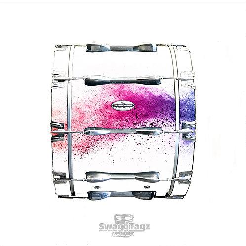 Spray (Purple/Blue)