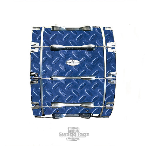 Diamond Plate (Blue)
