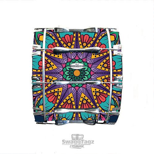 Mandala (Multi-Colored)