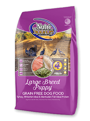 NUTRI-SOURCE Dog Food - Grain-Free Combo w/Free Delivery