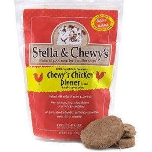 Stellas and Chewy's Freeze-Dried Dog Food Combo w/ FREE Delivery
