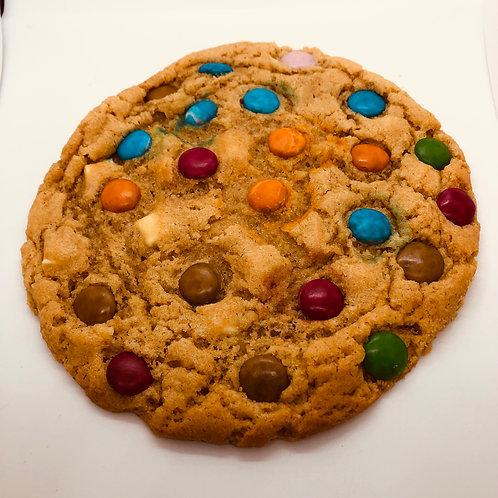 Non-gluten Rainbow cookie